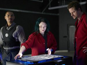 Dark Matter (207) - She's One Of Them Now