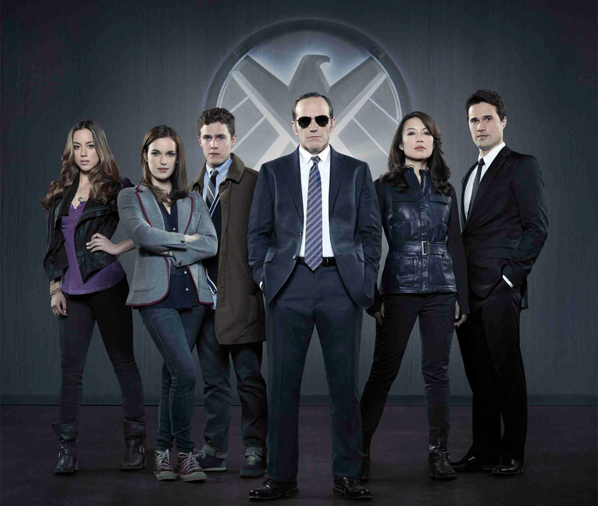 ... pick-up of the highly anticipated Marvel's Agents of S.H.I.E.L.D