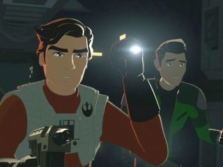 Star Wars: Resistance (107) - Signal from Sector Six