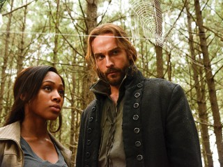 Sleepy Hollow (Abbie Mills and Ichabod Crane)