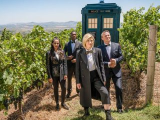 Doctor Who (1201) - Spyfall, Part 1