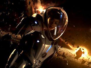 Star Trek: Discovery (Space Walk)