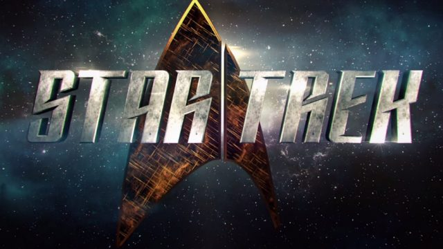 Star Trek (2017) - Logo