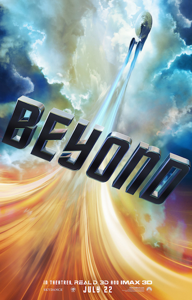 Star Trek: Beyond (Poster)