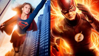 Supergirl / The Flash
