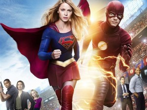 Supergirl/Flash Crossover