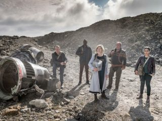 Doctor Who (1110) - The Battle of Ranskoor Av Kolos