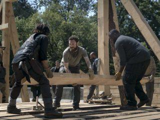 The Walking Dead (902) - The Bridge