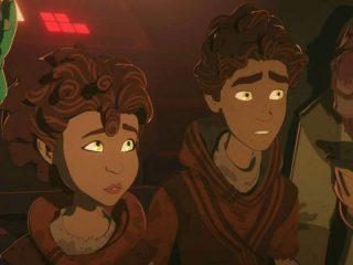 """Star Wars: Resistance (106) - """"The Children from Tehar"""""""