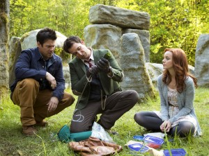 The Librarians (101) - The Crown of King Arthur