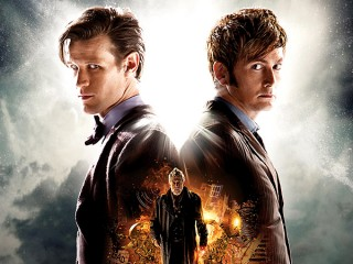 Doctor Who (50th) - The Day of the Doctor