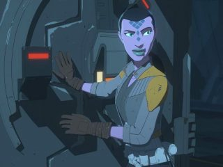 Star Wars: Resistance (114) - The Doza Dilemma