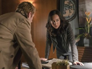 Legends of Tomorrow (412) - The Eggplant, The Witch & The Wardrobe