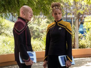 Star Trek: Picard (103) - The End is the Beginning