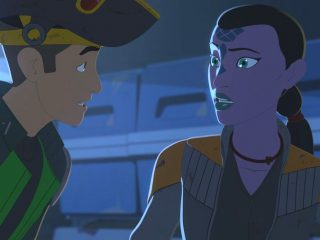Star Wars: Resistance (115) - The First Order Occupation
