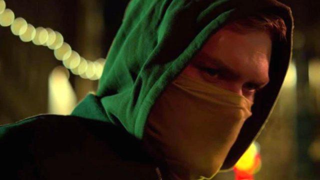 Iron Fist (201) - The Fury of Iron Fist