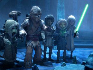 Star Wars: Clone Wars (506) - The Gathering