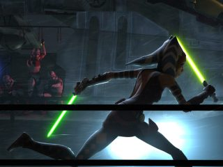 Star Wars: Clone Wars (518) - The Jedi Who Knew Too Much