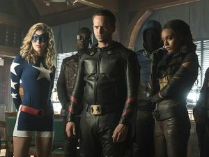 Legends of Tomorrow (202) - The Justice Society of America