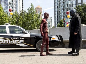 The Flash (201) - The Man Who Saved Central City