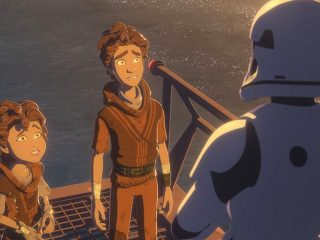 Star Wars: Resistance (116) - The New Trooper