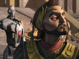 Star Wars: Clone Wars (504) - The Soft War
