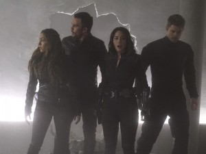 Agents of SHIELD (317) - The Team