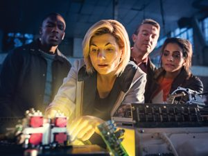 "Doctor Who (1101) - ""The Woman Who Fell to Earth"""