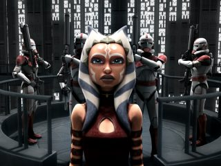 Star Wars: Clone Wars (520) - The Wrong Jedi
