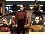 Star Trek TNG (414) - Clues