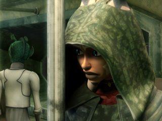 Star Wars: Clone Wars (519) - To Catch a Jedi