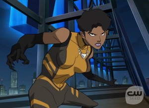 Vixen (Animated Series)