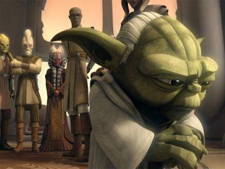 Star Wars: The Clone Wars (611) - Voices