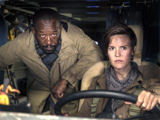 Fear the Walking Dead (401) - What's Your Story?
